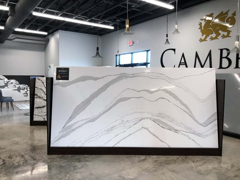 Cambria Quartz Slabs