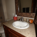Cambria Linwood bathroom vanity