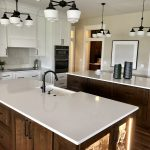 Cambria Newport Kitchen