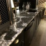 Cambria Ellesmere Quartz Wet Bar