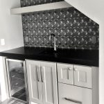 Cambria Blackpool Matte Wet Bar