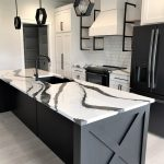 Cambria Bentley Kitchen Island