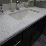 Cambria Whitney vanity