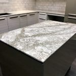 Cambria Beaumont Kitchen Island