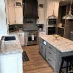 Cambria Bellingham Kitchen