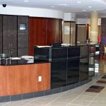 Courtyard Marriott - Absolute Black Granite