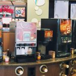 Gas Station Coffee Bar