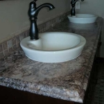 180fx Laminate - Antique Mascarello Vanity