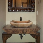 180fx Laminate - Burnished Montana Vanity