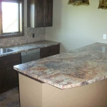 180fx Laminate - Golden Mascarello Wet Bar