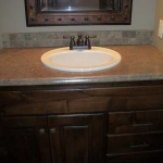 Laminate - Canyon Passage Vanity