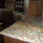 Laminate - Golden Mascarello Kitchen Perimeter