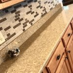 Ceramic Tile Backsplash