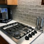 "3x6"" Grey Subway Tile"