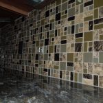 Glass Mosiac Backsplash tile