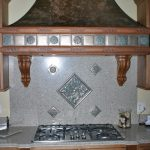 Cambria and Tile Backsplash