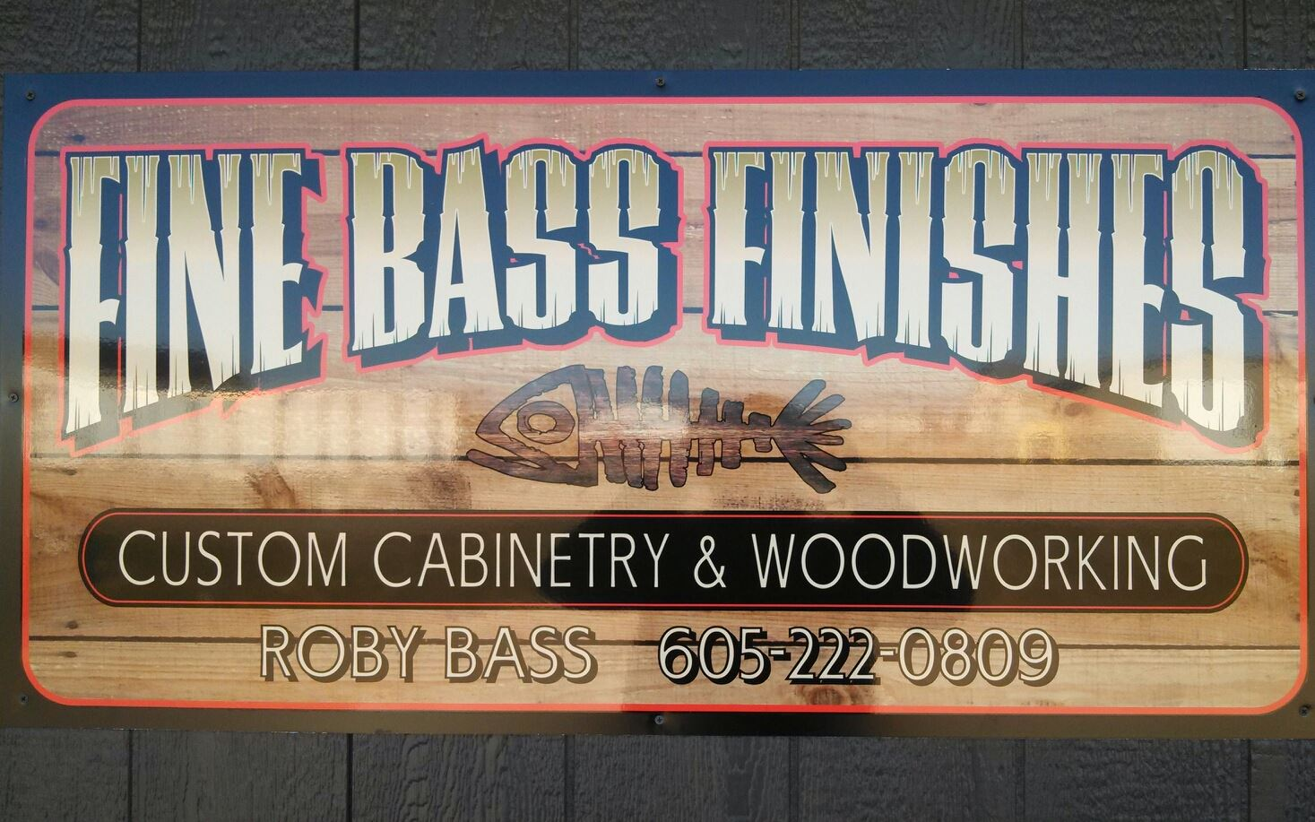 Fine Bass Finishes